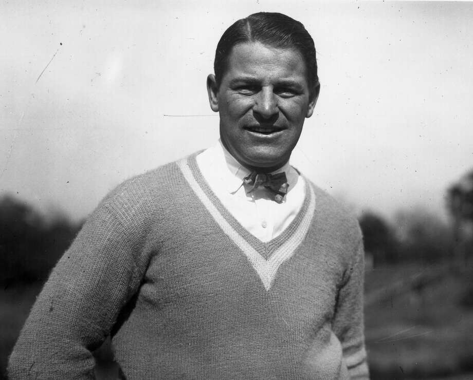 Ross Youngs, shown in circa 1925 photo. Photo: Courtesy Photo /UTSA Special Collections / SAN ANTONIO LIGHT COLLECTION