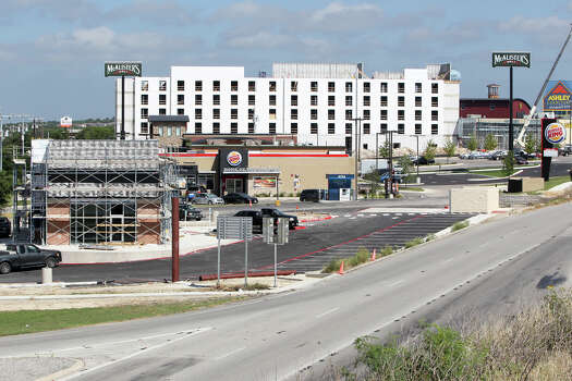 Former Civic Center Land Yields To Business Boom San Antonio Express News