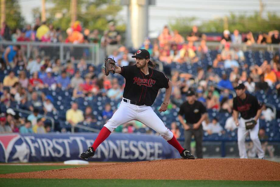 Barry Zito, above, was placed on Triple A Nashville's DL on Sunday but is expected to start again Saturday. Photo: Michael Strasinger, Nashville Sounds