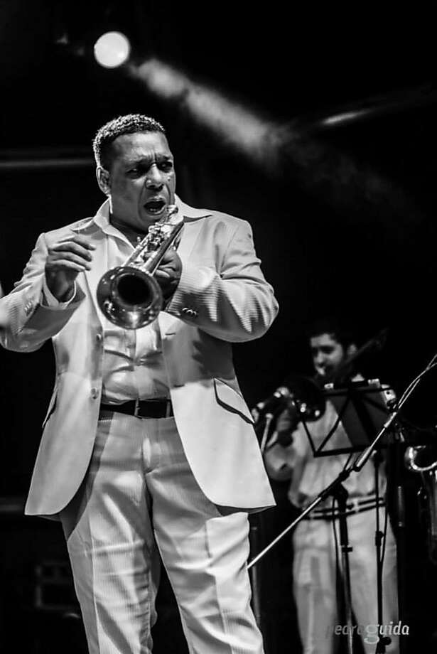 Jesus Alemany and Cubanismo! at Yoshi's this weekend Photo: Courtesy Yoshis