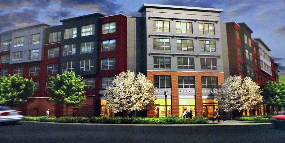 The Town Plan and Zoning Commission unanimously approved a mixed use building for the corner of Commerce Drive and Black Rock Turnpike. Photo: Contributed Photo /Fairfield Citizen /  Fairfield Citizen contributed