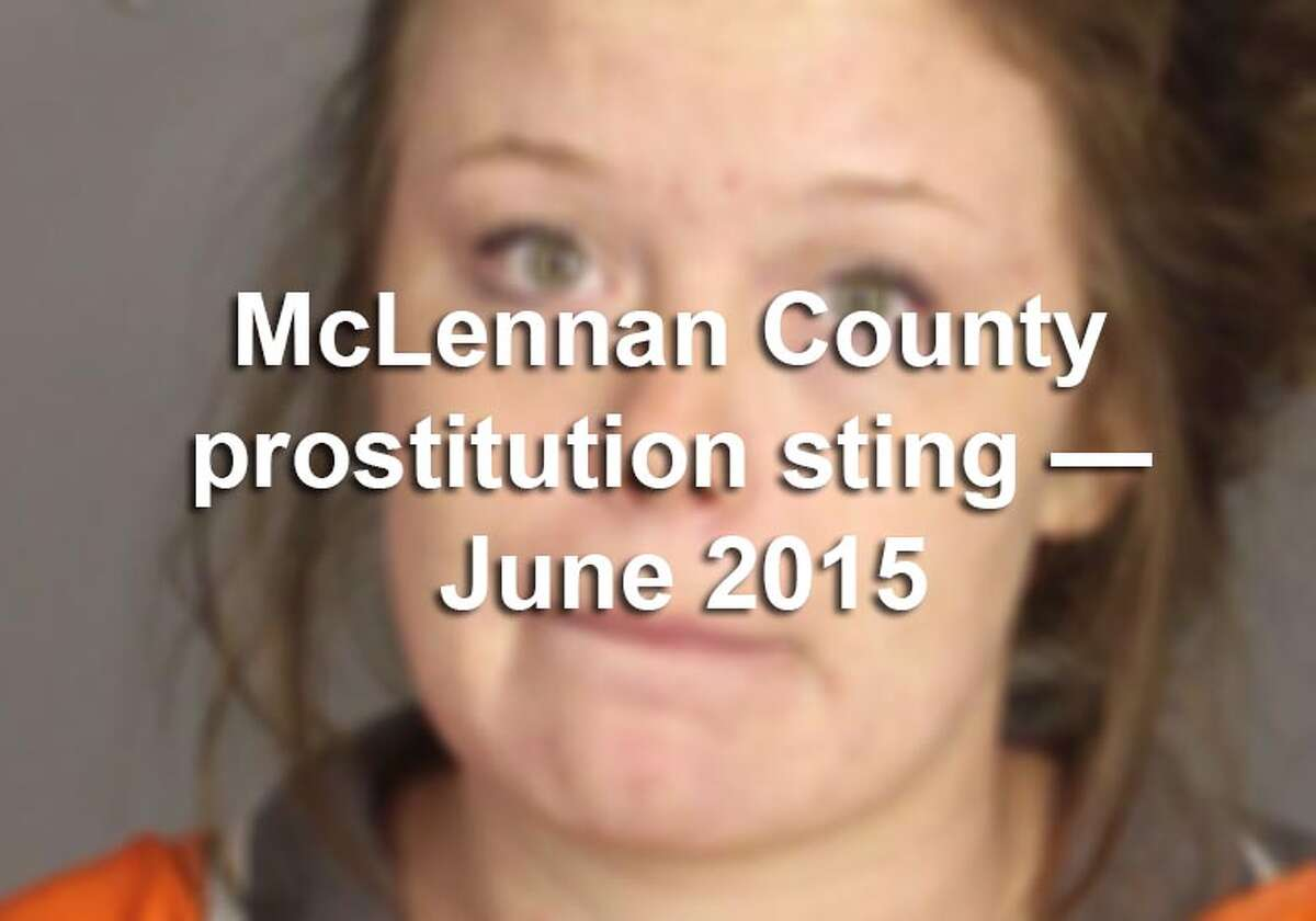 Scroll through the gallery to see booking photos of men and women arrested by the McLennan County Sheriff's Office in June 2015.