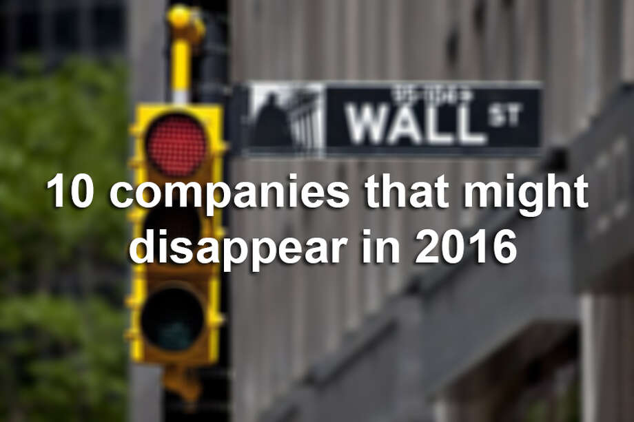 Using a four-part formula based on NYU Professor Edward Altman's Z-Score, we found 10 household name brands that are likely to go bankrupt in 2016.Source: FindTheCompany