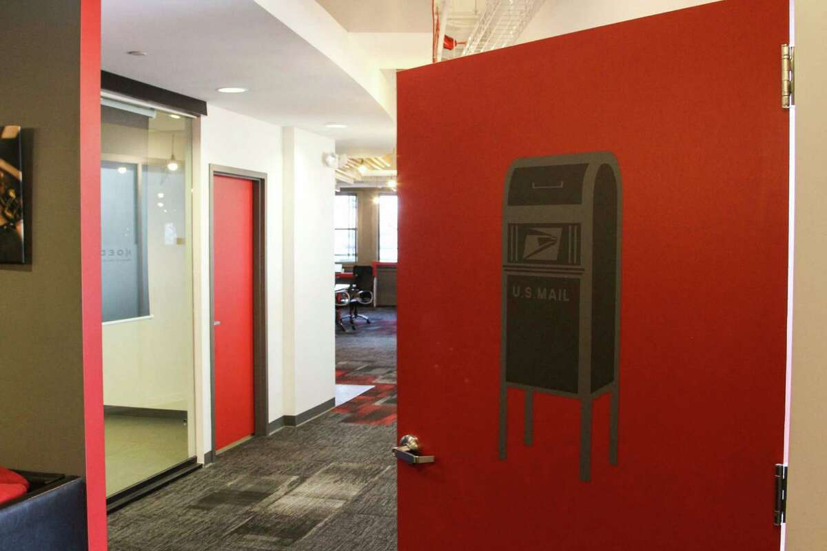 Those working at Geekdom can rent out mailboxes for business purposes.