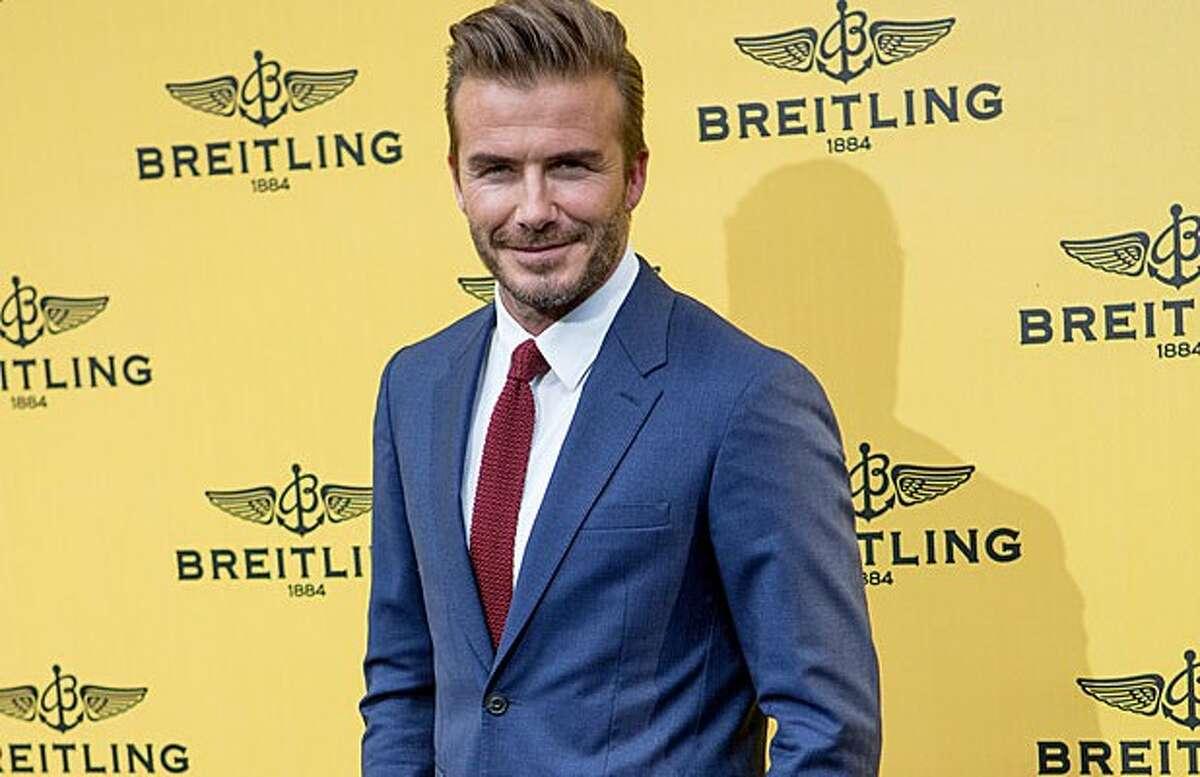 11. David Beckham, retired soccer superstar and sexiest man alive Percentage of vote: 3.2 percentCountry: U.K.