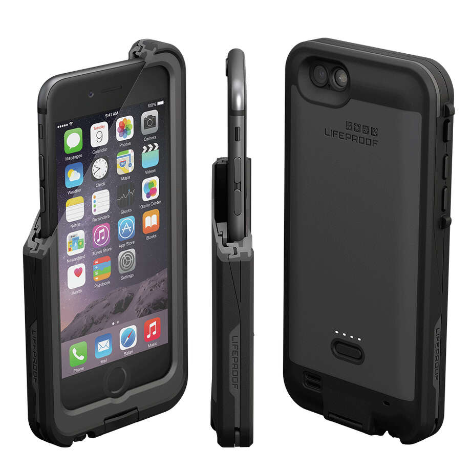 LifeProof's FRE Power case for iPhone 6. Photo: LifeProof / ONLINE_YES