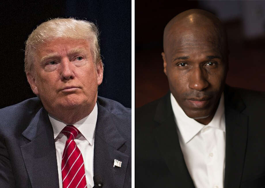 Donald Trump and Willie D.