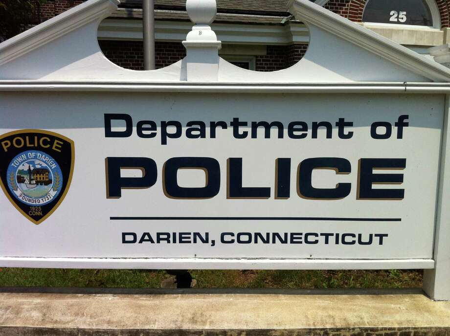 The Darien Police Department Photo: File Photo / Darien News