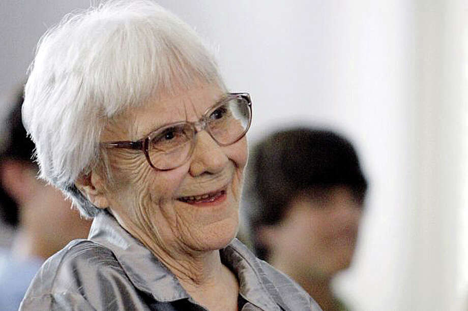 "The novels by Harper Lee (in a 2007 photo) -- ""To Kill a Mockingbird"" and ""Go Set a Watchman"" -- will be the topics of two programs in August at the Westport Library. Photo: Associated Press / Associated Press / Westport News"