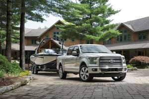 A new take on pickup trucks, where luxury meets rugged style - Photo