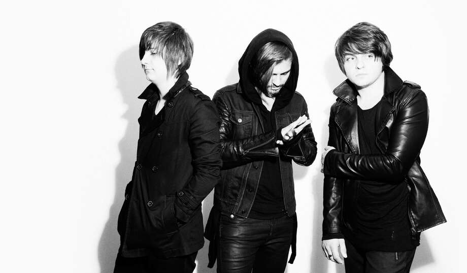 Everfound is a band of three brothers, Ruslan, Nikita and Yan Odnoralov. Their family moved to Colorado from Denver in 1996. Photo: Word Entertainment / ONLINE_YES