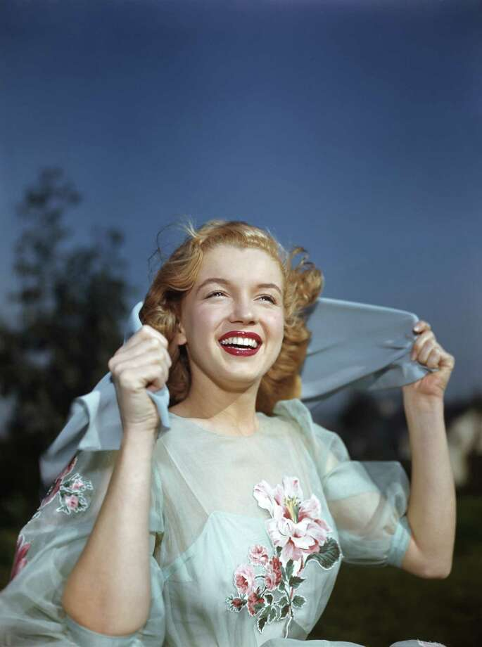 1947: Marilyn Monroe Photo: Earl Theisen Collection, Getty Images / 1947 Earl Theisen