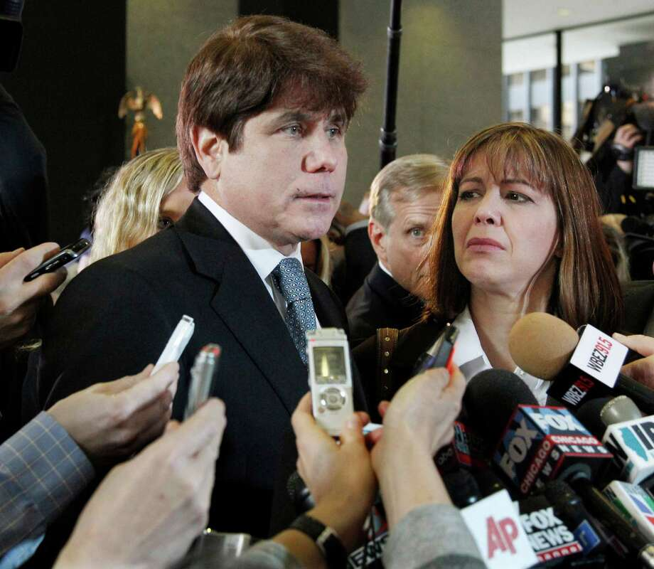 Former Illinois Gov. Rod Blagojevich has been in prison 3 years so far. Photo: M. Spencer Green /Associated Press / AP