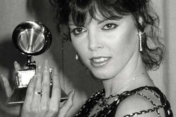 LOS ANGELES - FEBRUARY 24: Musician Pat Benatar attending 24th Annual Grammy Awards on February 24, 1982 at Shrine Auditorium in Los Angeles, California. (Photo by Betty Galella/WireImage)