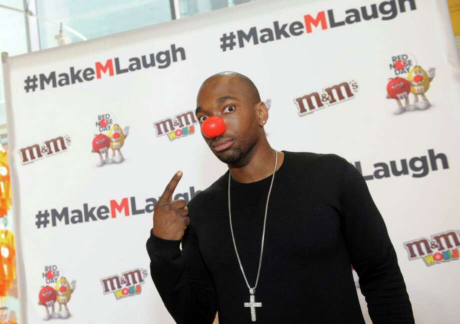You never know which celebrity will show up in Jay Pharoah's act. Photo: Diane Bondareff, INVL / Invision
