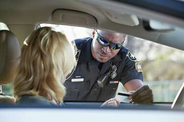 Drivers' rights during a traffic stop in Texas - San Antonio