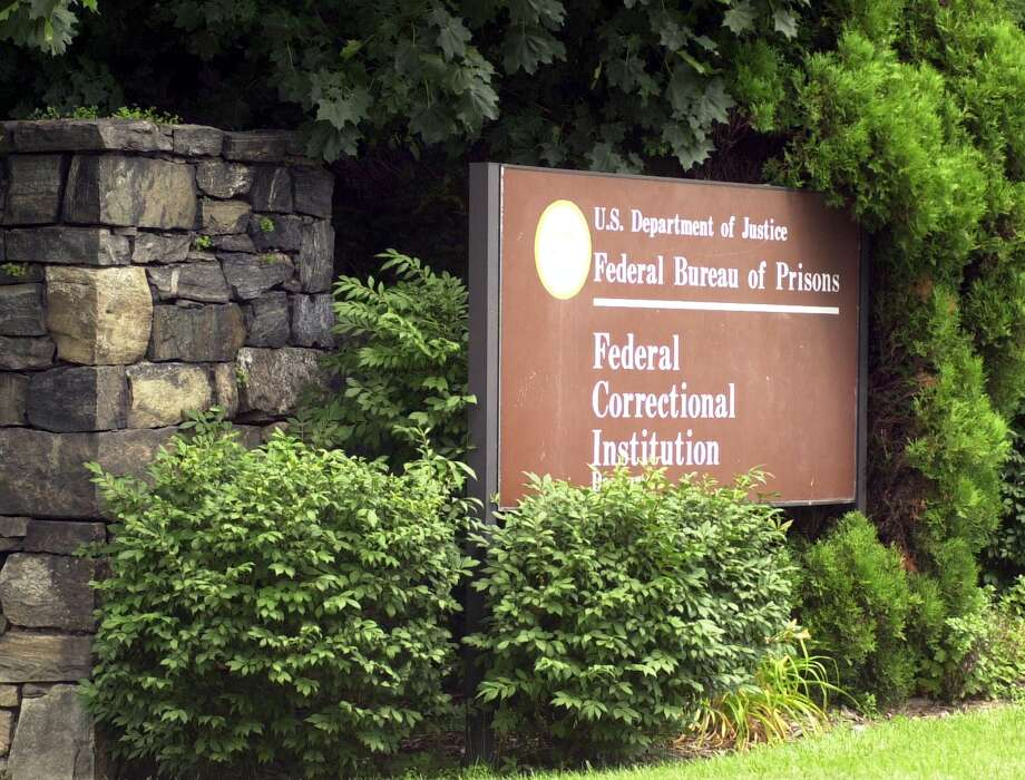 The Federal Correctional Institution at Danbury. Photo: Paul Desmarais