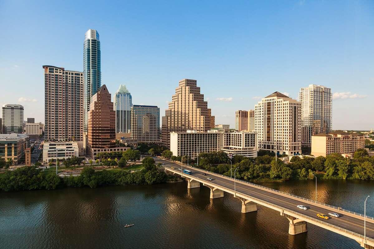 3rd best: Austin, Texas