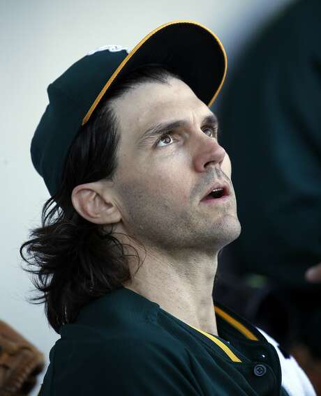 2002 Cy Young winner Barry Zito is adjusting to life in the minor leagues. Photo: Scott Strazzante, The Chronicle