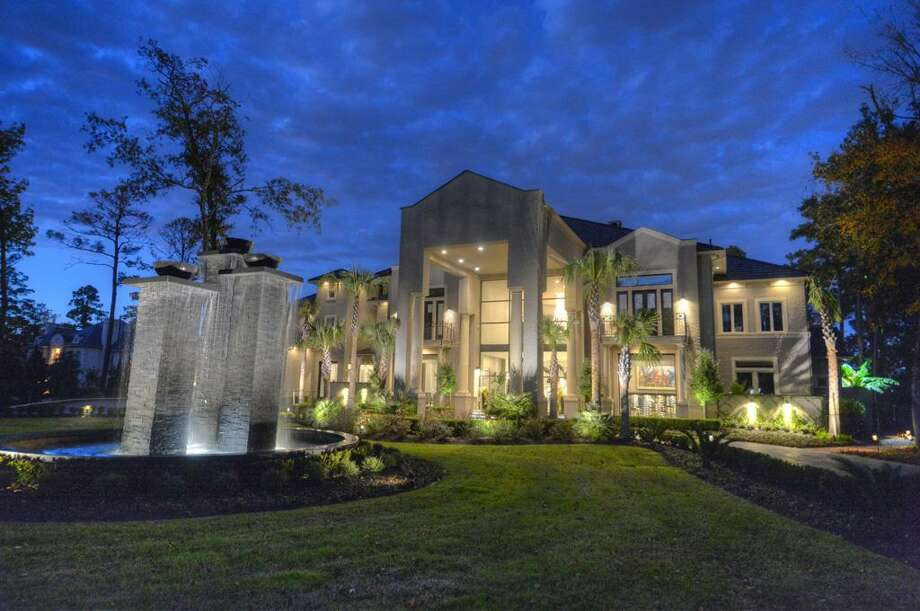 The 5 most expensive homes for sale in the woodlands for Most expensive house for sale
