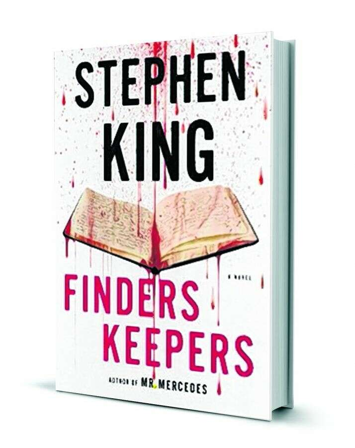 "Starring the same unlikely trio King introduced in ""Mr. Mercedes,"" ""Finders Keepers"" is a suspense novel about an avid reader who's obsessed with a reclusive writer. Sound like any other Stephen King novel you know?Read the review: King's high-speed crime thriller"