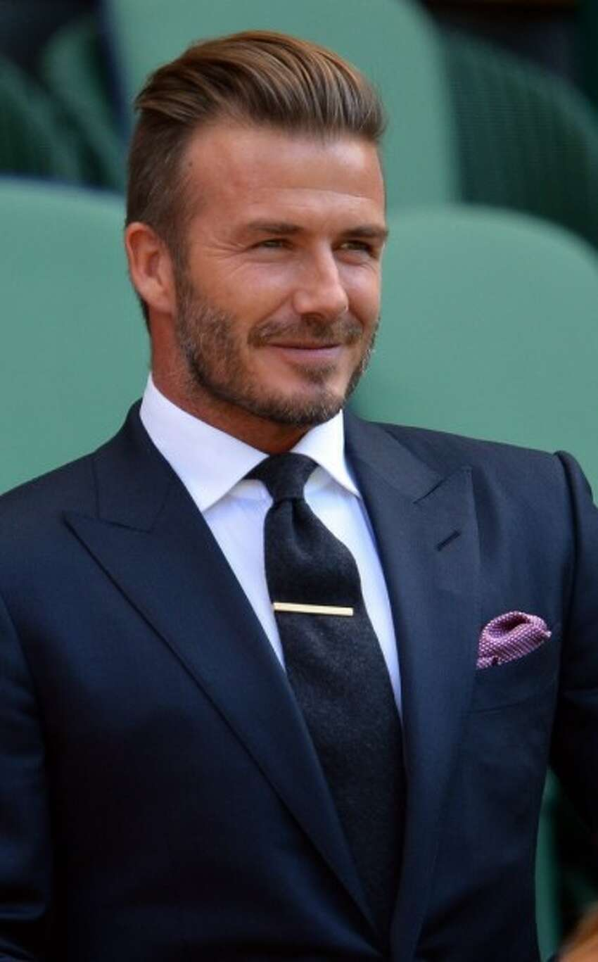 David Beckham has been named People's Sexiest Man Alive of 2015. But he didn't look this dapper in 1999. Keep clicking to take a throwback look at the soccer star, and to take a through-the-years look at previous titleholders.