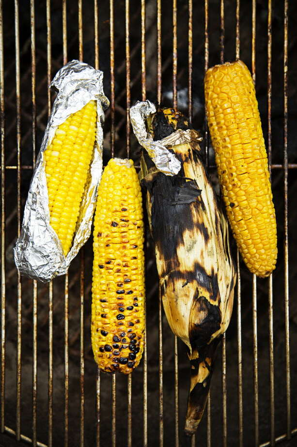 Photos for The Washington Post by Scott Suchman grilled corn