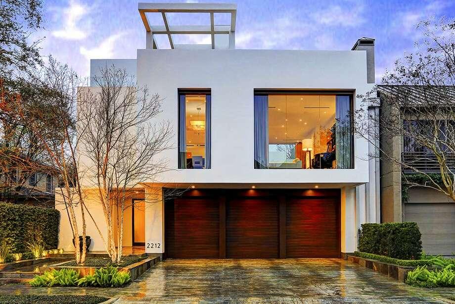 Houston Area Homes With Amazing Rooftop Decks Houston