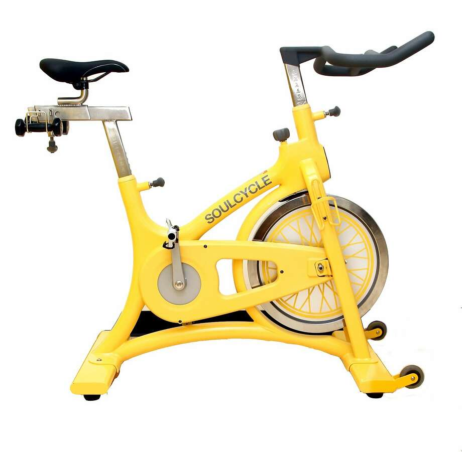 The SoulCycle spin bike is available for purchase, for $2,200. Photo: Courtesy Of SoulCycle