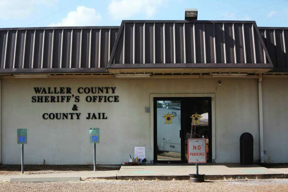 The Waller County Jail in Hempstead, where Sandra Bland was held, is shown on Wednesday. Photo: Gary Coronado, Houston Chronicle / © 2015 Houston Chronicle