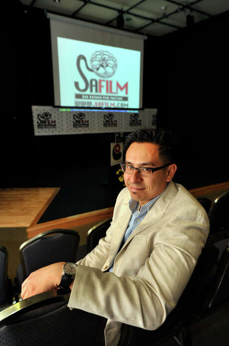 Adam Rocha is the founder of the San Antonio Film Festival. Photo: Express-News File Photo / Copyright 2011 by Robin Jerstad