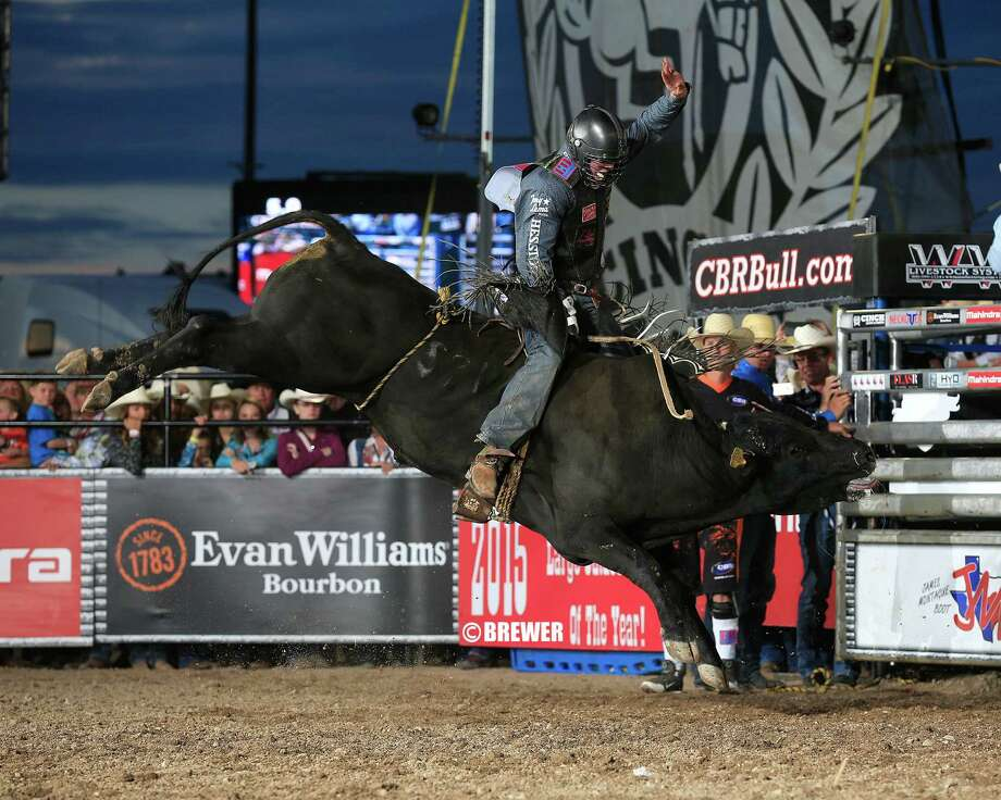Kountze native Cody Teel conquered five events en route to being crowned the 2015 Championship Bull Riding World Champion. Photo: Todd Brewer Photography
