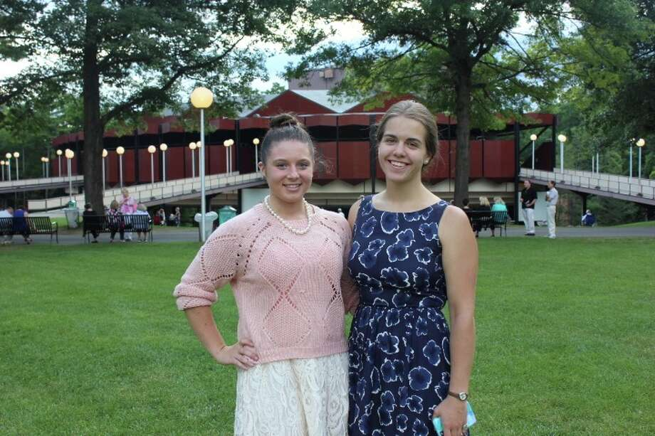 Were you Seen at The Sage Colleges Date Night at the performance of the National Ballet of China at SPAC in Saratoga Springs on Wednesday, July 22, 2015? Photo: Jessica Cook