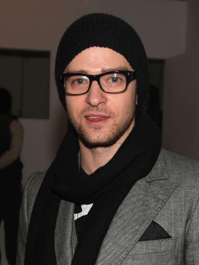 NEW YORK - FEBRUARY 18:  Justin Timberlake attends the Paris68 Fall 2010 Fashion Show during Mercedes-Benz Fashion Week at Milk Studios on February 18, 2010 in New York, New York.  (Photo by Astrid Stawiarz/Getty Images) *** Local Caption *** Justin Timberlake Photo: Astrid Stawiarz, Getty Images / 2010 Getty Images