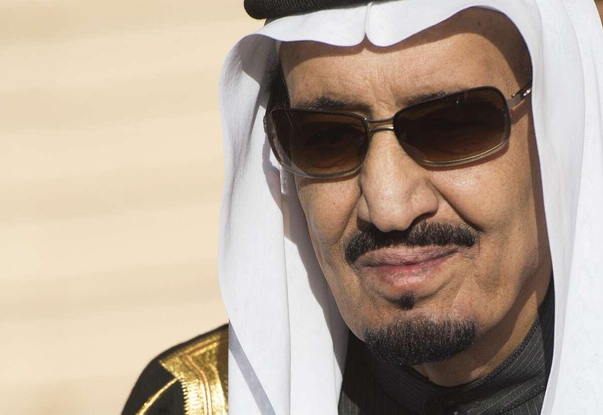 King Salman bin Abdulaziz al-Saud Country: Saudi Arabia Net worth: Unknown (predecessor was worth $18 billion)