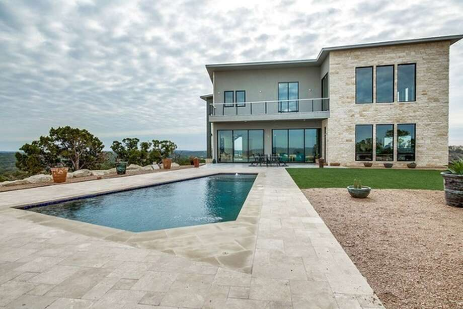 10. 28565 Verde Mountain Trail:$2.69 millionAlthough located in the old-fashioned Hill Country, this home is contemporary and chic. Photo: Courtesy, Trulia