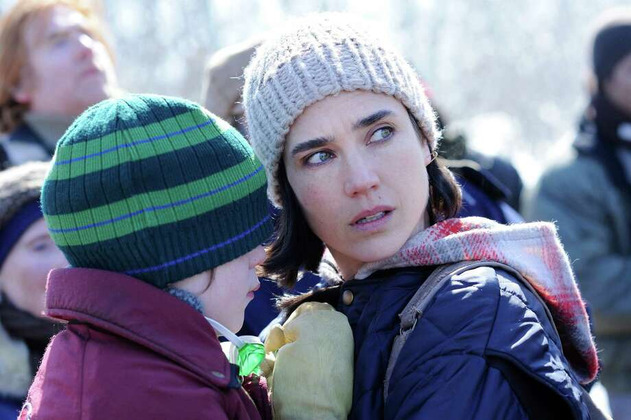 "Jennifer Connelly as ""Nana,"" right, and Winta McGrath as ""Gully"" in ""Aloft."" (Jose Haro/Sony Pictures Classics) Photo: Jose Haro, HO / McClatchy-Tribune News Service / Sony Pictures Classics"