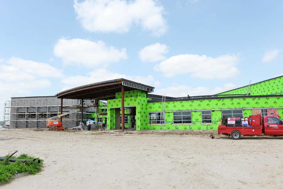 Woodard Elementary School in Cy-Fair ISD will open in fall 2015.