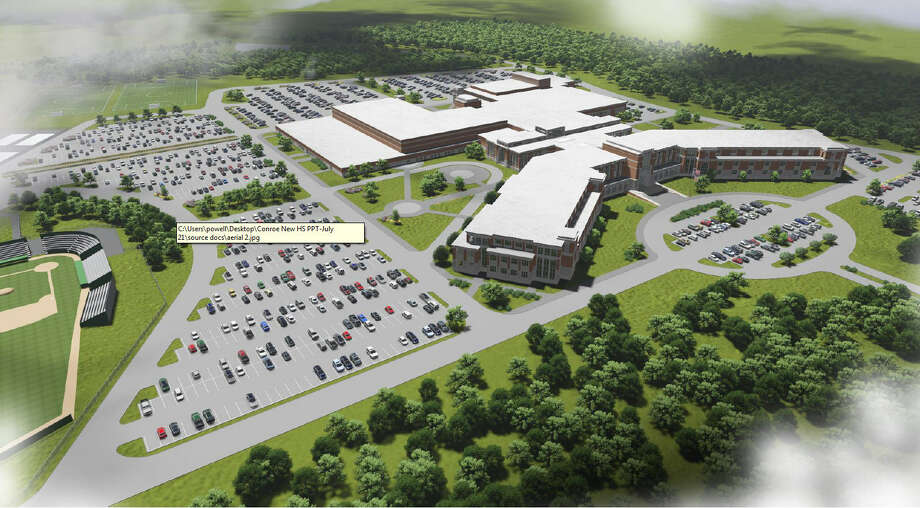 Design plans for a new high school in the Oak Ridge feeder zone have been released. PBK Architects was contracted by CISD to design the new high school, which is expected to be built from a proposed $511 million bond. The 3,000-seat ninth through twelfth grade campus is slated to be built off Riley Fuzzel road across from a planned Grand Parkway extension. The district hopes to have the new Oak Ridge high school completed and open in August of 2018.