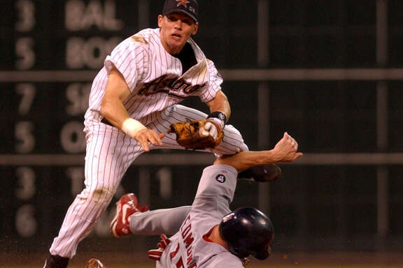 After starting his career as a catcher, Craig Biggio played 1,989 games at second base for the Astros, but the numbers that matter most were four Gold Glove awards and six All-Star games at the position.