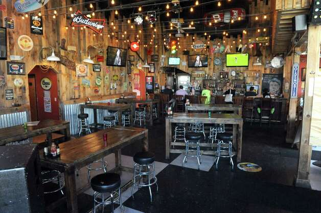 The Barrel Saloon at 942 Broadway on Thursday July 16, 2015 in Albany, N.Y. (Michael P. Farrell/Times Union) Photo: Michael P. Farrell / 00032623A
