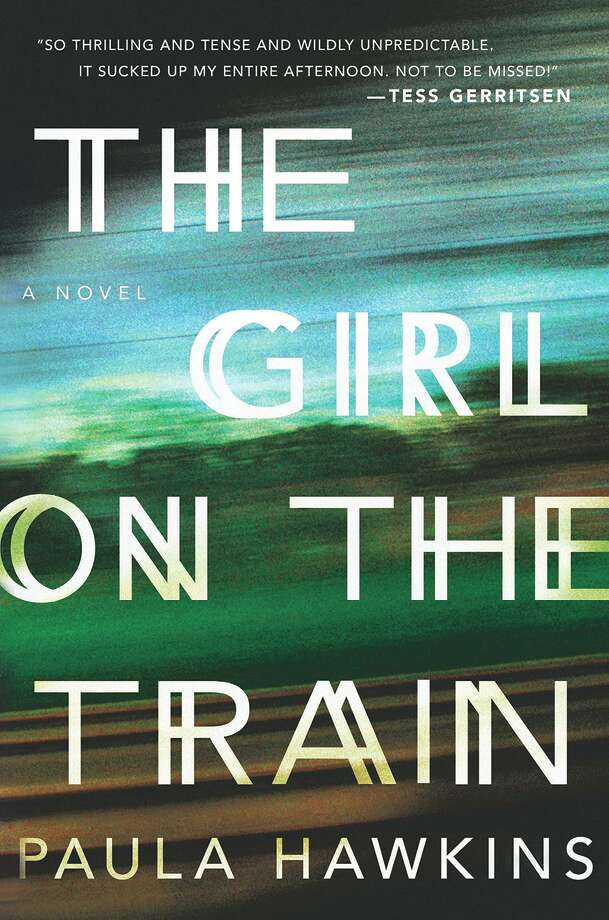 """The Girl On The Train,"" by Paula Hawkins"