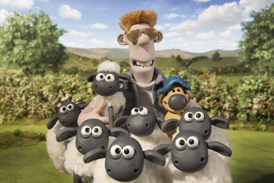 "A still from animated feature ""Shaun the Sheep Movie"" Photo: Lionsgate, Lioinsgate"