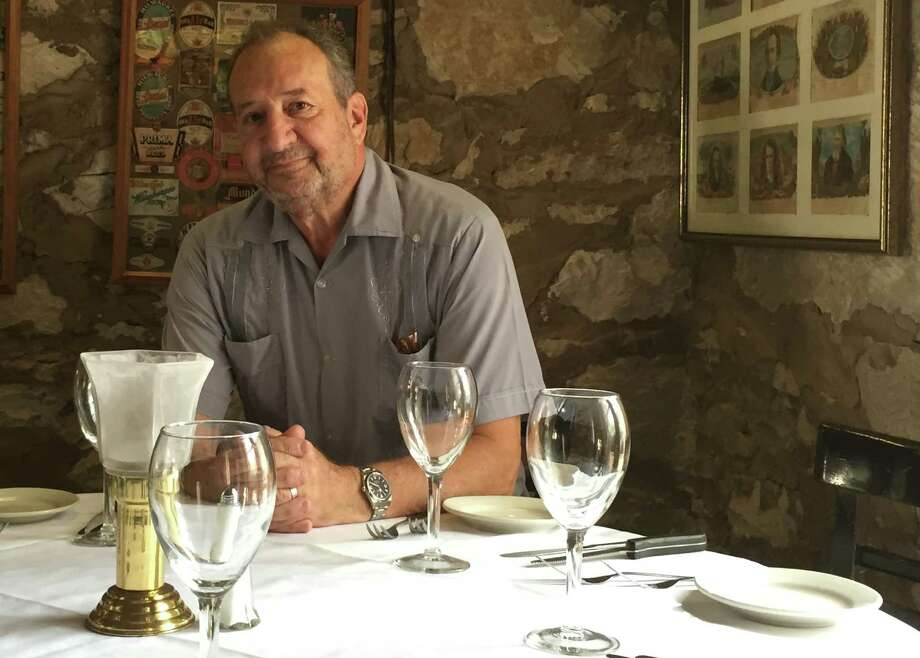 Moe Lazri, CEO of Phelps Inc., runs The Fig Tree and Little Rhein Steakhouse Photo: Edmund Tijerina / San Antonio Express-News