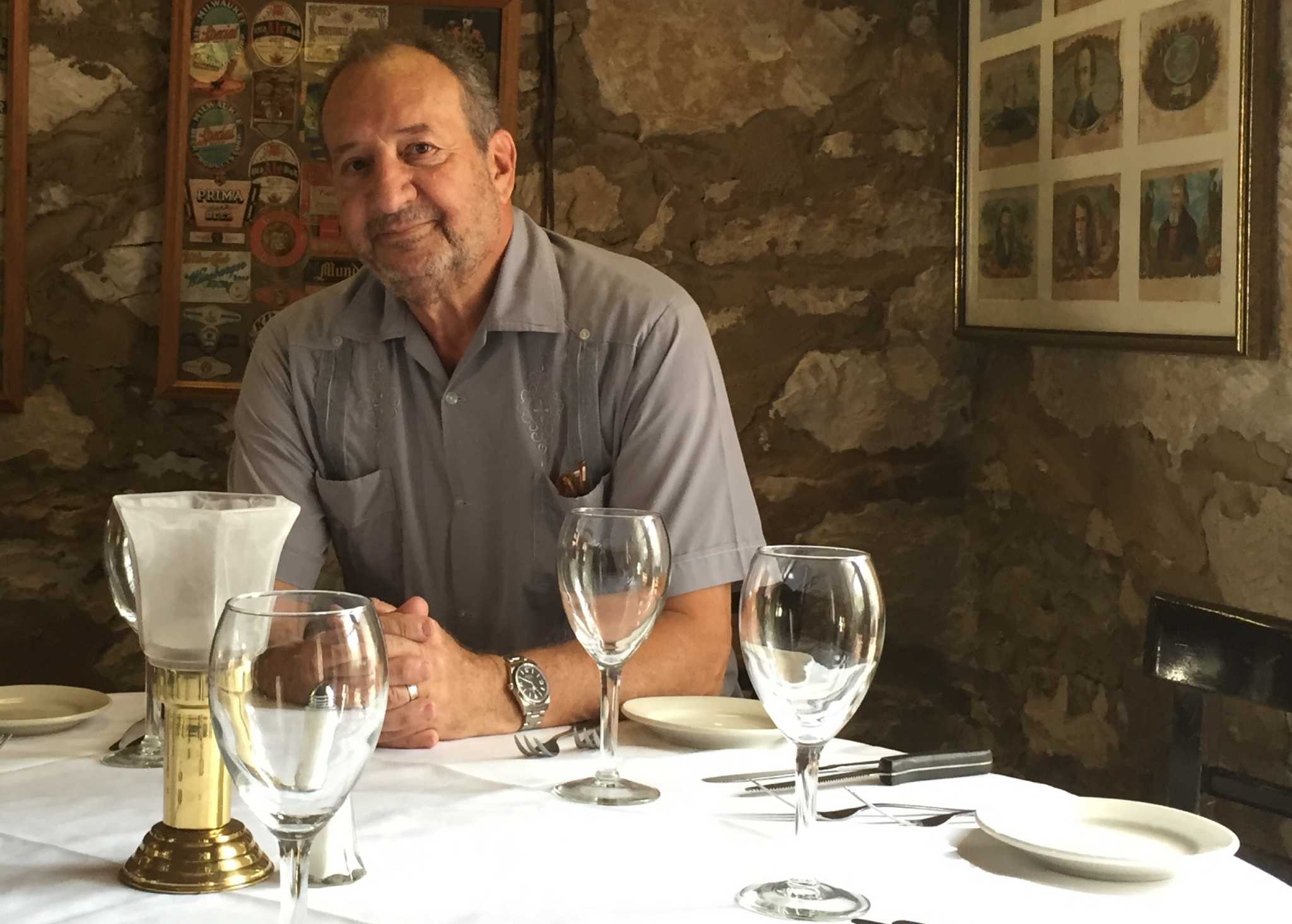 Restaurant Ceo Moe Lazri Runs The Fig Tree And Little