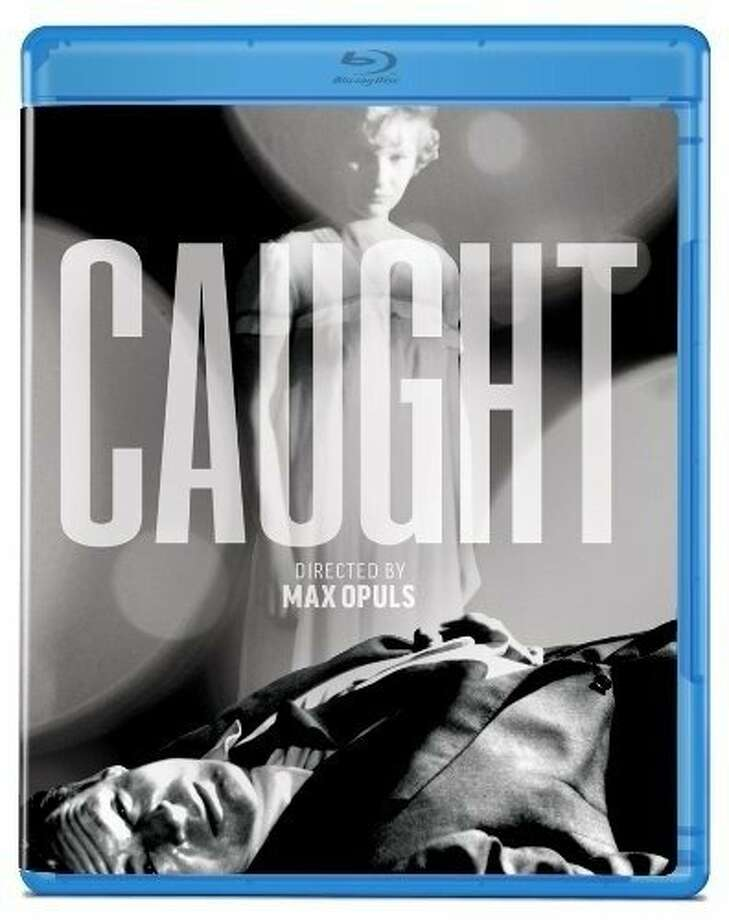 "Blu-ray cover ""Caught"" Photo: Olive Films"
