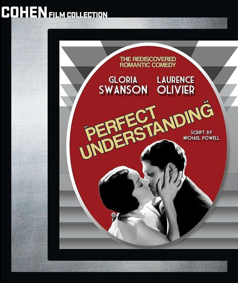 "DVD cover: ""Perfect Understanding"" Photo: Cohen Film Collection"