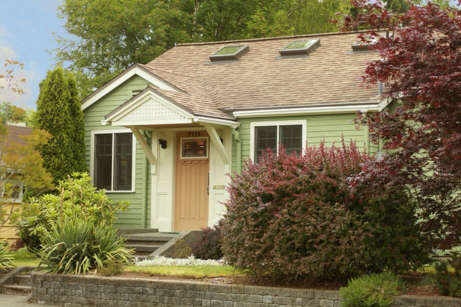 The first home, 7718 36th Ave. N.E., is list for $485,000. This quaint home has two bedrooms and one bathroom, and was completely remodeled in 2005. It's centrally located and a close walk to shops and stores.There will be a showing for this home on Saturday, July 25 and Sunday, July 26 from 1 - 4 p.m.You can view the full listing here. Photo: Tom Marks