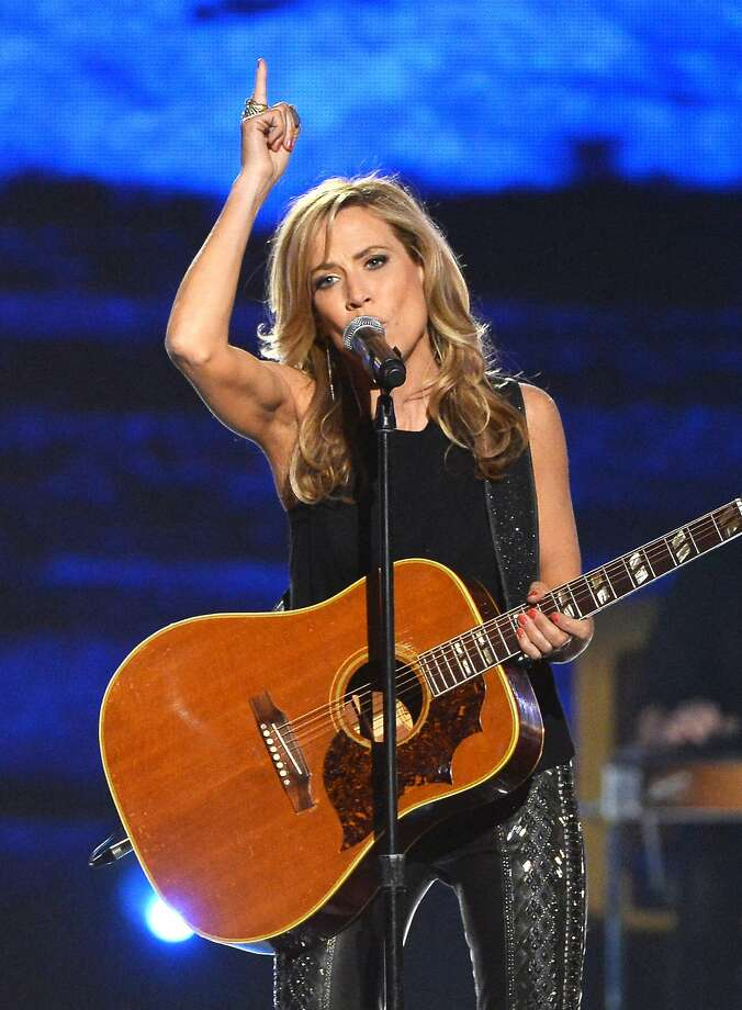 Singer-songwriter Sheryl Crow will perform at Wente Vineyards in Saratoga on Tuesday and Wednesday, July 28-29. Photo: Ethan Miller, Getty Images