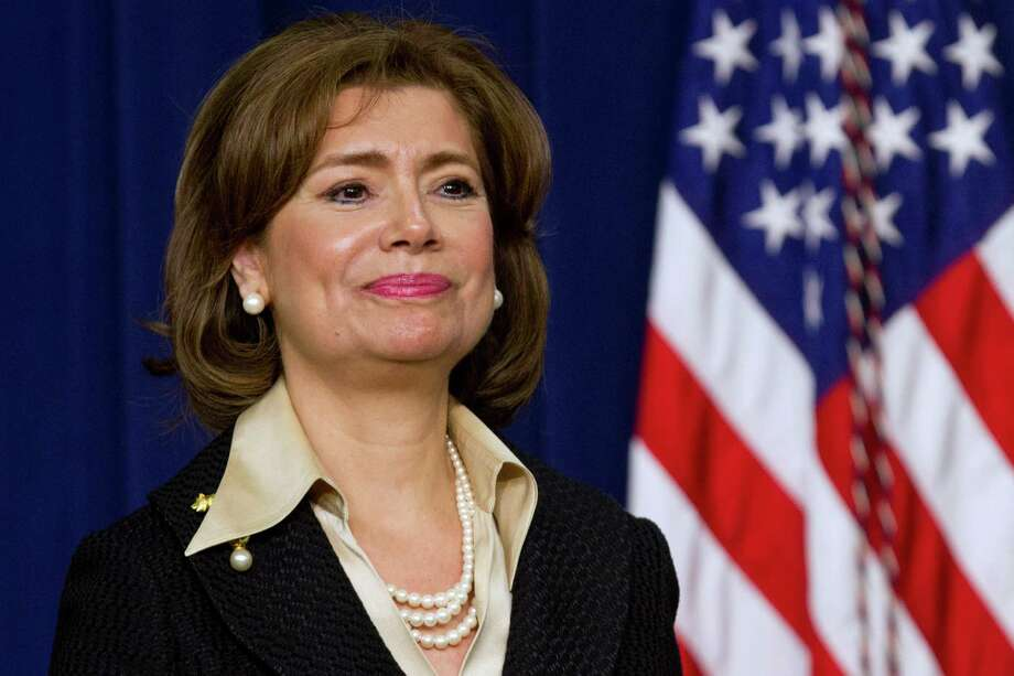 SBA Administrator Maria Contreras-Sweet had warned several members of Congress in June that the 7(a) program had reached 75 percent of its lending authority in the first three quarters of the fiscal year, and that the fourth quarter tends to be the program's busiest time. Photo: Associated Press File Photo / AP